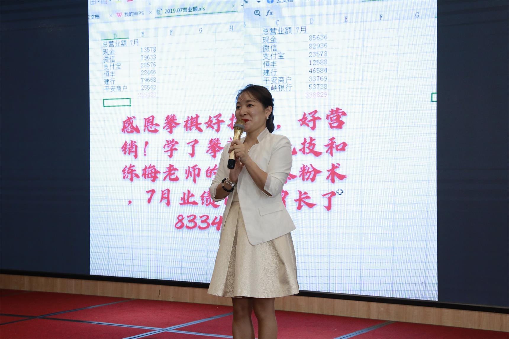 重庆蝶变健康管理会所创始人张祖喻11天收款129460元,激活53老顾客,新增36个新顾客!